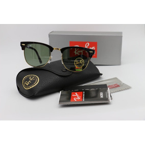 1624b0eef0522 Ray Ban Clubmaster Masculino Rb3016 - Óculos no Mercado Livre Brasil