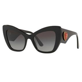 57eb298f16a30 Óculos De Sol D G Dd3063 501 8g - Óculos no Mercado Livre Brasil