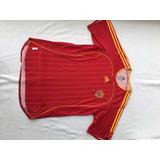 ecab0c556a Camisa Seleção Espanha - Camisa Espanha Masculina no Mercado Livre ...