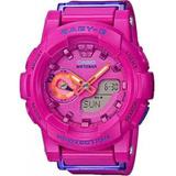 27a1d609a57 Relogio Casio Baby-g Bga-185fs-4adr Original Com Nota Fiscal
