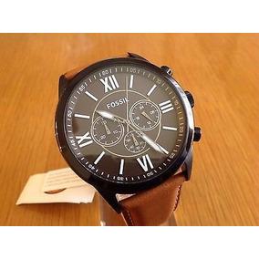4357cb39602 Relógio Masculino Fossil Bq 2042! Importado! Novo! Exclusivo