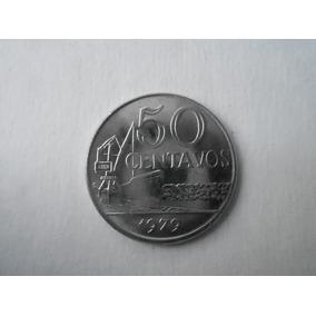 Moeda 50 Centavos 1979 Soberba