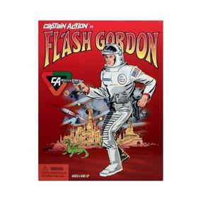 Captain Flash Gordon Edição 1998 30 Cm Esc. 1/6 Comics Novo