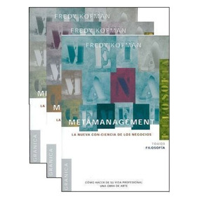 Metamanagement Fredy Kofman Pdf