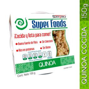 Quinoa Cocida 150g