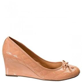 acc30cd16a7 Sapato Arezzo Com Salto Anabela - Sapatos no Mercado Livre Brasil