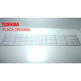 Kit Barra De Led Toshiba 65p65us