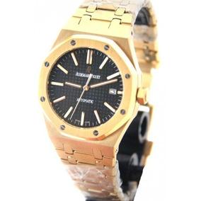 Relógio Audemar Piguet Offshore Dourado Lindo Pronta Entrega