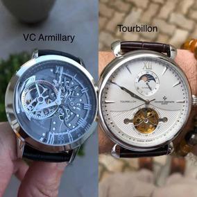 9fb92c60f52 Relógio Bulgari Tourbillion Automático - Relógios no Mercado Livre ...