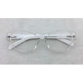 Oculos Redondo Sem Grau Transparente - Óculos no Mercado Livre Brasil 0769381dc2