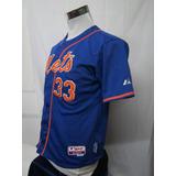 Camiseta Beisbol Baseball New York Mets