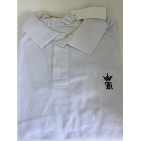 Camisa Pool Original G - Pólos Manga Curta Masculinas Branco em ... e0da02fc45926