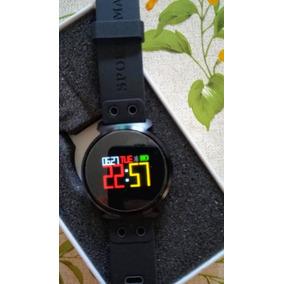 Cacgo K2 Smart Watch Para Ios / Telefones Android - Preto