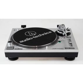 Promoção Toca Discos Audio-technica At-lp120 Lp 120 Technics