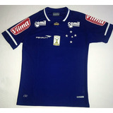Camisa Cruzeiro Usada Jogo - Camisa Cruzeiro Masculina db2a6c93bc505