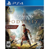 Assassins Creed Odyssey Ps4 Fisico