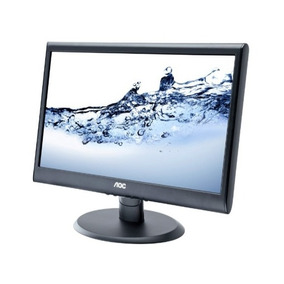 Monitor Aoc 21,5 Pulgadas Modelo E2250swn Led Ultra Slim