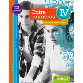Entre Números Iv - Santillana