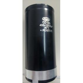 Capacitor Eletrolitico 400v 12000uf