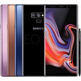 Samsung Galaxy Note 9 Dual Sim 128gb 6 Ram Libre De Fábrica