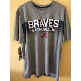 7f9d31e9182bb Camisas Braves Baseball Authentic Marca Nike Nuevas