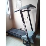 Esteira Ergométrica Ergolife Fitness Elétrica Para 150kg