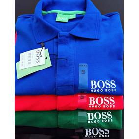 aa25a83f2dc43 Kit Camisa Polo Hugo Boss 10 Pe As - Calçados, Roupas e Bolsas no ...