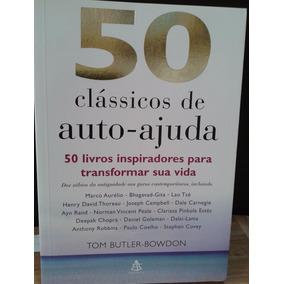 50 Clássicos De Auto Ajuda Tom Butler-bowdon