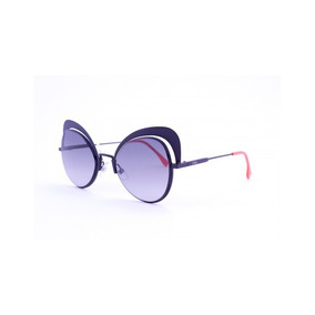 Óculos De Sol Fendi Eyeshine Ff0247 s 807 9o Metal Feminino 5b95ff0818
