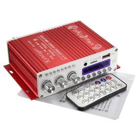Mini Amplificador Receiver Kentiger V10 40 Watts Rms 12v