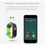 Fitness Pulseira Smartband G16 Monitor Cardíaco
