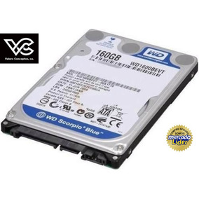 Disco Duro 160gb 2.5 Sata 5400rpm Pc Laptop Dvr