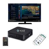 Tv Box Android Convertidor A Smart Tv+ Tdt Iptv Kodi Netflix