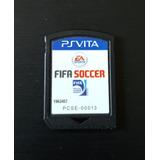 Fifa Soccer, Sin Caja, Juegos De Ps Vita.