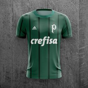 355c035240 Camiseta Palmeiras Personalizada Com Seu Nome E Numero - Camisetas ...