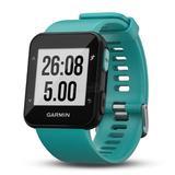 Reloj Garmin Fr30 Hr Turquesa Lady Runner