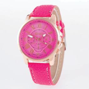 Reloj Vintage Geneva Dama ¡envio Gratis!