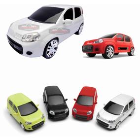 Carrinho Fiat Uno Roma Brinquedos Cores Sortidas