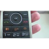 Celular Con Tapa Lg360 Numeros Grandes Libres