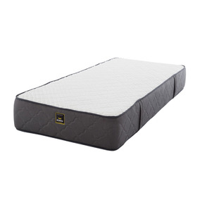 Colchón Hibrido Memory Foam + Latex 1 Plaza: 90 X 190 Cm