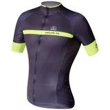 b78c6d4553 Camisa Ciclismo Masculina Bike Damatta Pro Mtb Speed Cores