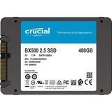 Ssd Solido Crucial 480gb ( Bx500 ) Caja
