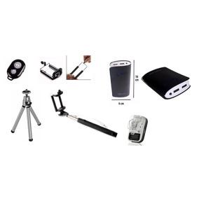 Kit Para Selfie, Fotografia E Filmagem.