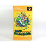 Super Mario World Super Mario Bros. 4 Super Famicom Snes
