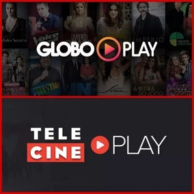 Telecine Play-+globo Play+hbo 1ano