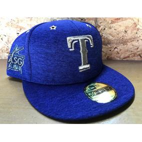 New Era Tigres De Quintana Roo Gorra Original 59fifty Lmb. Distrito Federal  · Gorra De Los Rangers De Texas Asg 1b89c438743