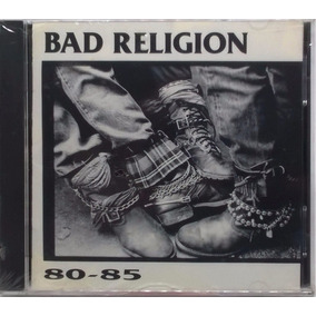 Cd Bad Religion 80-85 Americano Lacrado Epitaph 1991 8750b3e7bf
