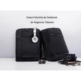 Xiaomi Mochilan Masculina Para Notebook + Camisa Polo Bônus