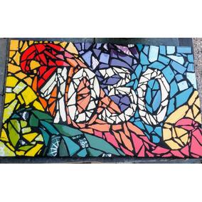 Numeracion De Casa Hecha En Mosaico