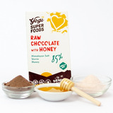 Raw Chocolate Con Miel Y Superfoods 80%